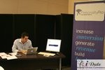 Personality Pro at the 2007 Internet Dating and Matchmaking Conference in Barcelona