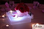 Table Centerpieces at the 2010 iDate Awards Ceremony