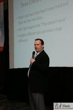 Bill Broadbent (Founder + CEO of Instinct Marketing) at Miami iDate2010