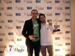 Sam Yagan & Joel Simkhai in Miami Beach at the January 24, 2012 Internet Dating Industry Awards