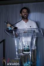 Joel Simkhai - Grindr.com - Winner of Best Mobile Dating App 2012 at the 2012 iDateAwards Ceremony in Miami held in Miami Beach