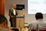 Dr Eike Post (Co-Founder of IQ Elite) at iDate2012 Germany