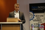 Dr Eike Post (Co-Founder of IQ Elite) at the 2012 European Internet Dating Industry Conference in Germany