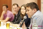 Final Panel (Benjamin Bak of Lovoo) at the September 10-11, 2012 Germany European Online and Mobile Dating Industry Conference