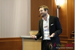 Matt Connoly (CEO of MyLovelyParent) at the September 10-11, 2012 Germany European Online and Mobile Dating Industry Conference