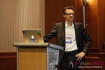 Moritz Von Tobiesen (Account Manager at Google) at the September 10-11, 2012 Germany European Online and Mobile Dating Industry Conference