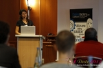 Tanya Fathers (CEO of Dating Factory) at the September 10-11, 2012 Germany European Online and Mobile Dating Industry Conference