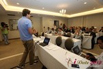 Alexander Harrington (CEO of MeetMoi)  at the 2012 Online and Mobile Dating Industry Conference in California