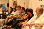 Final Panel of Dating Industry CEOs at the June 20-22, 2012 Mobile Dating Industry Conference in Beverly Hills