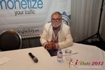 Jonathan Crutchley (Chairman at Manhunt) at the June 20-22, 2012 Mobile Dating Industry Conference in California