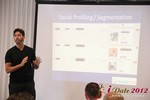 Joshua Wexelbaum (CEO of LeadsMob) at the June 20-22, 2012 California Online and Mobile Dating Industry Conference