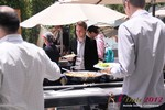 Lunch  at the 2012 Online and Mobile Dating Industry Conference in California