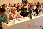 Audience during the state of the mobile dating industry  at the June 20-22, 2012 Mobile Dating Industry Conference in California