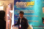 Dating Gold (Exhibitor) at the June 20-22, 2012 Mobile Dating Industry Conference in Beverly Hills