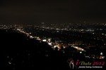 View from the Big Party in Hollywood Hills at the June 20-22, 2012 Mobile Dating Industry Conference in California