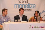 Mobile Daters at the Mobile Dating Focus Group at iDate2012 California