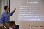 Peter McGreevy covers Laws of SMS Marketing at the 2012 Online and Mobile Dating Industry Conference in California