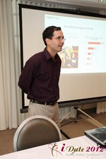Geoff Cook (COO of MeetMe) at the June 20-22, 2012 California Online and Mobile Dating Industry Conference