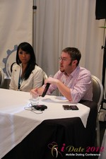 Mobile Dating Focus Group at the 2012 Internet and Mobile Dating Industry Conference in Beverly Hills