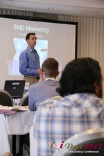 Peter McGreevy covers SMS Marketing Rules and Laws at the June 20-22, 2012 California Online and Mobile Dating Industry Conference