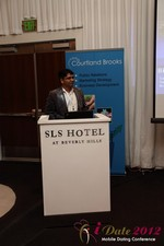 Santanu Basu (Sr Product Manager at Bing) at iDate2012 California