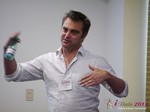 Dave Heysen CEO of Oasis and Amor En Linea  at iDate2013 Brasil