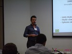 Jacopo Sarri President of 3 Caravelle on Dating Software  at the 2013 Brasil LATAM Dating Summit and Convention
