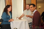 Networking at the September 16-17, 2013 Cologne E.U. Online and Mobile Dating Industry Conference