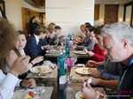 Lunch at the 35th iDate2013 Cologne convention