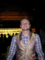 Alex Tsatkin at the Pre-Event Party @ Bazaar at the iDate Mobile Dating Business Executive Convention and Trade Show