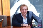 Alexander Debelov - CEO of Virool at the 2013 L.A. Mobile Dating Summit and Convention