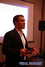 John Jacques - Sr Acct Executive at Virool at the June 5-7, 2013 Beverly Hills Internet and Mobile Dating Industry Conference