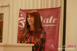 Julie Spira - CEO of CyberDatingExpert.com at the 34th iDate Mobile Dating Industry Trade Show