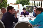 Lunch at the June 5-7, 2013 Mobile Dating Business Conference in Los Angeles