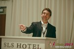 Mike Polner - Apsalar at the 34th Mobile Dating Industry Conference in Beverly Hills