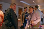 Networking at the 2013 Online and Mobile Dating Industry Conference in Beverly Hills