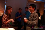 Networking at the 34th Mobile Dating Industry Conference in Beverly Hills