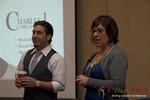 Charles Orlando and Lisa Steadman at iDate2013 Las Vegas