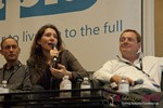 Tanya Fathers (CEO of DatingFactory) at the 2013 Las Vegas Digital Dating Conference and Internet Dating Industry Event