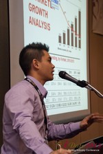 Kevin Feng (Super Affiliate at MoxyMedia) at iDate2013 Las Vegas