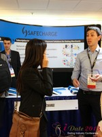 SafeCharge (Payment Industry Sponsor) at the 2013 Las Vegas Digital Dating Conference and Internet Dating Industry Event