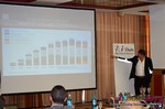 Michael Ruel, CEO of Traffic Partner  at the September 7-9, 2014 Mobile and Internet Dating Industry Conference in Germany