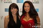 Julie Spira & Carmelia Ray  at the 2014 iDate Awards