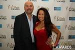 Sean Kelley & Carmelia Ray  at the 2014 iDate Awards Ceremony