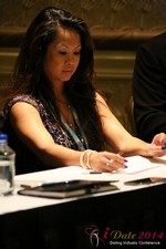 Carmelia Ray at Las Vegas iDate2014