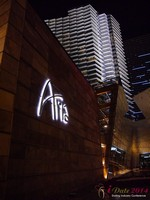 Aria Hotel - Post Event Party @ Gold Lounge at the January 14-16, 2014 Las Vegas Online Dating Industry Super Conference