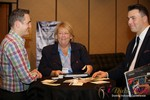 Networking at the 2014 Internet Dating Super Conference in Las Vegas
