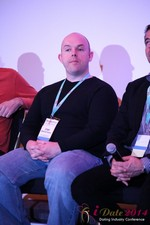 Jason Lee - CEO of DatingWebsiteReview.net at the 37th International Dating Industry Convention