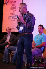 Jeff Reichard - CEO of Aclispa at the 2014 Las Vegas Digital Dating Conference and Internet Dating Industry Event