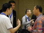 Business Networking  among C-Level Dating Industry Executives at the May 28-29, 2015 Mobile and Internet Dating Industry Conference in Beijing